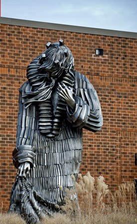 Image of Seward Johnson's 'King Lear'