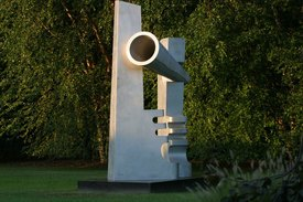Image of Elizabeth Strong-Cuevas's 'Two Face Telescope'
