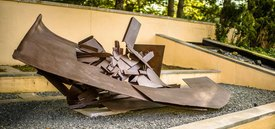 Image of Anthony Caro's 'Potpourri'
