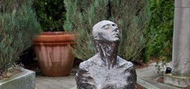 Image of Leonda Finke's 'Seated Figure from Women in the Sun'